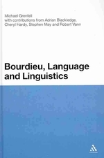 Bourdieu, Language and Linguistics