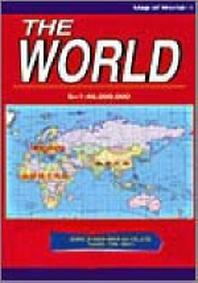 세계지도(영문)(세계의지도)