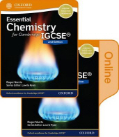 Essential Chemistry for Cambridge Igcserg Print and Online Student Book Pack
