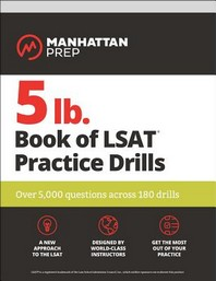 5 lb. Book of LSAT Practice Drills