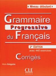 Grammaire progressive du francais - Niveau Debutant (Pamphlet)