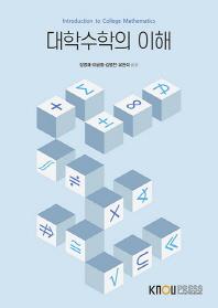 대학수학의이해(2학기, 워크북포함)