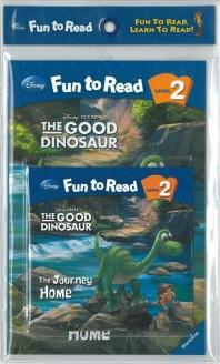 The Good Dinosaur: The Journey Home