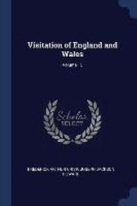 Visitation of England and Wales; Volume 15