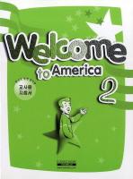 WELCOME TO AMERICA. 2(교사용 지침서)