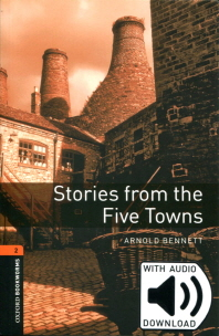 Stories from the Five Towns (with MP3)