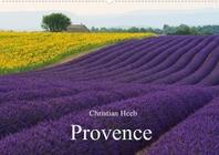 Provence von Christian Heeb (Wandkalender 2022 DIN A2 quer)