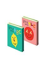 표정으로 배우는 ㄱㄴㄷ+ 표정으로 배우는 ABC (전 2권)(개정판)