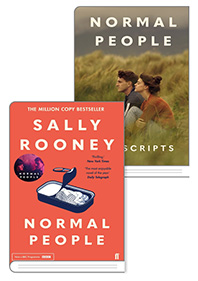 Normal People Novel + Scripts 세트
