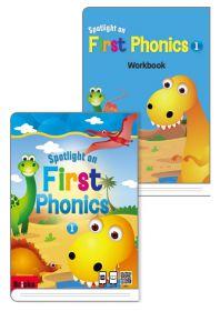 Spotlight on First Phonics 1 SB + WB 세트