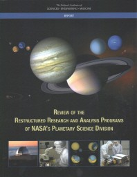 Review of the Restructured Research and Analysis Programs of Nasa's Planetary Science Division