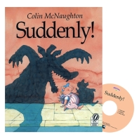 Suddenly! (with CD)