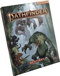 Pathfinder Bestiary (P2)
