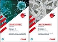 STARK Abitur-Training - Biologie Band 1+2 - BaWue