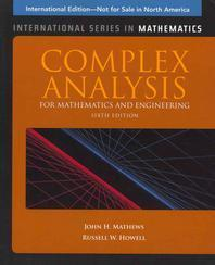 Complex Analysis : For Mathematics and Engineering (Paperback)