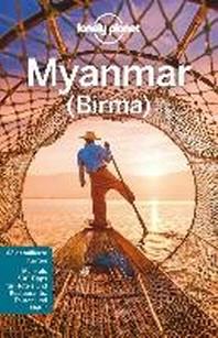 Lonely Planet Reisefuehrer Myanmar