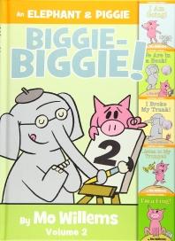 An Elephant & Piggie Biggie-Biggie!, Volume 2