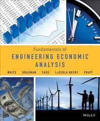Fundamentals of Engineering Economic Analysis