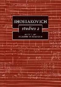 Shostakovich Studies 2