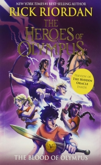 The Blood of Olympus(Heroes of Olympus #5)