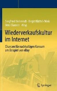 Wiederverkaufskultur Im Internet
