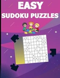 EASY Sudoku PUZZLES