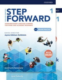 Step Forward Level 1 Student Book and Workbook Pack with Online Practice