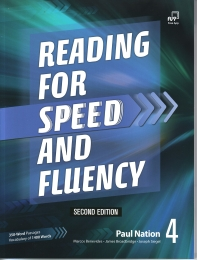 Reading for Speed and Fluency. 4 Student Book