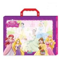 디즈니 가방 퍼즐 멀티 프린세스