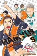 Haikyu!!, Vol. 5, Volume 5