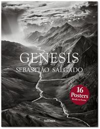 Genesis Sebastiao Salgado: Posters Set