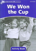 We Won the Cup (Activity Book)