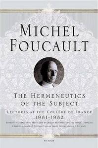 Hermeneutics of the Subject