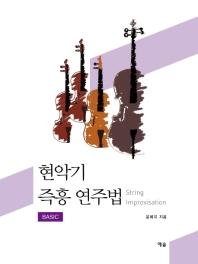 현악기 즉흥 연주법(BASIC)