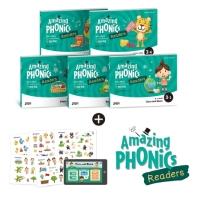 어메이징 파닉스 리더스(Amazing Phonics Readers) 세트. 3