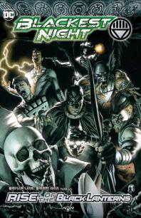 DC 블랙키스트 나이트: 블랙 랜턴 라이즈