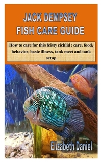 Jack Dempsey Fish Care Guide