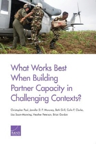 What Works Best When Building Partner Capacity in Challenging Contexts?