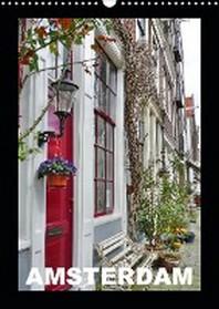 Amsterdam (Wandkalender 2021 DIN A3 hoch)