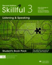 Skillful Listening & Speaking. 3(Student's Book Pack B2)