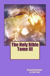 The Holy Bible Tome III