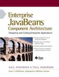 Enterprise Java Beans Component Architecture