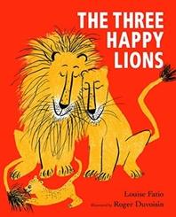 The Three Happy Lions