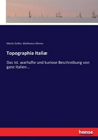 Topographia Italiæ