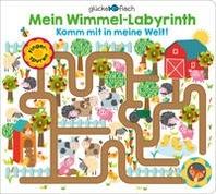 Gluecksfisch: Mein Wimmel-Labyrinth: Komm mit in meine Welt!