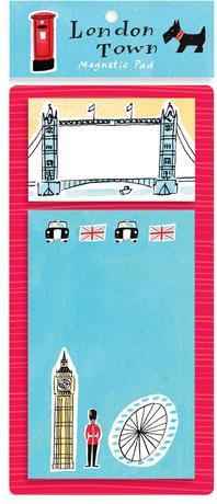 London Town Magnetic Pad
