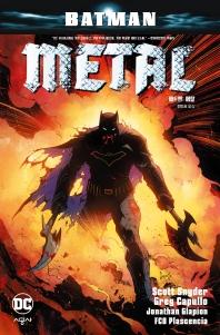 배트맨: 메탈