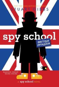Spy School British Invasion (Reprint)