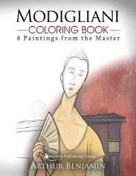 Modigliani Coloring Book