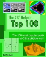 The C# Helper Top 100